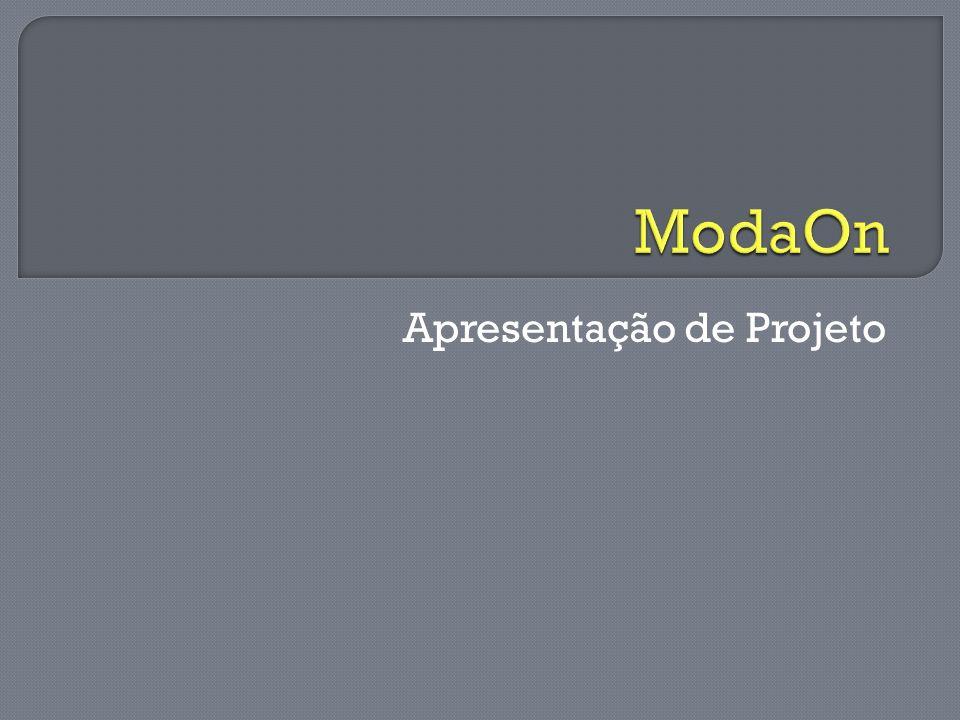 Apresentação de Projeto