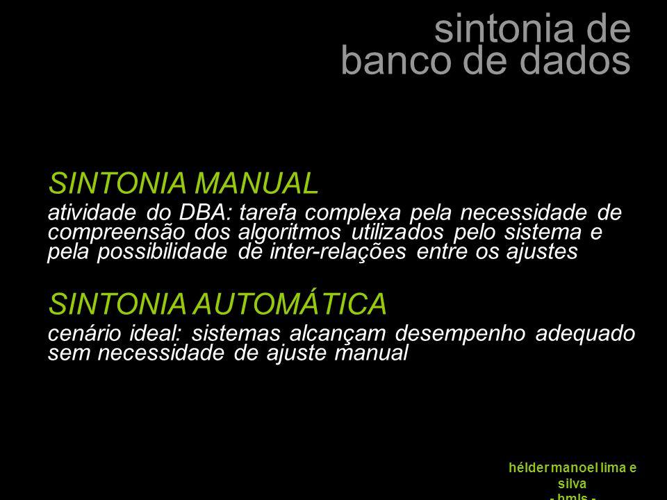 SINTONIA MANUAL SINTONIA AUTOMÁTICA