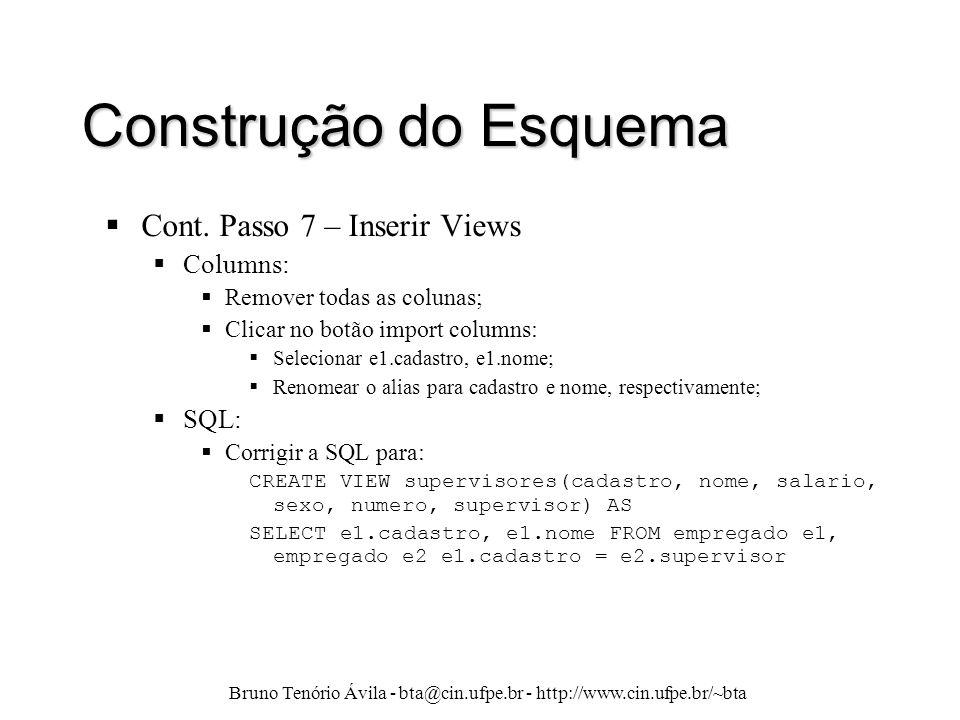 Bruno Tenório Ávila - bta@cin.ufpe.br - http://www.cin.ufpe.br/~bta