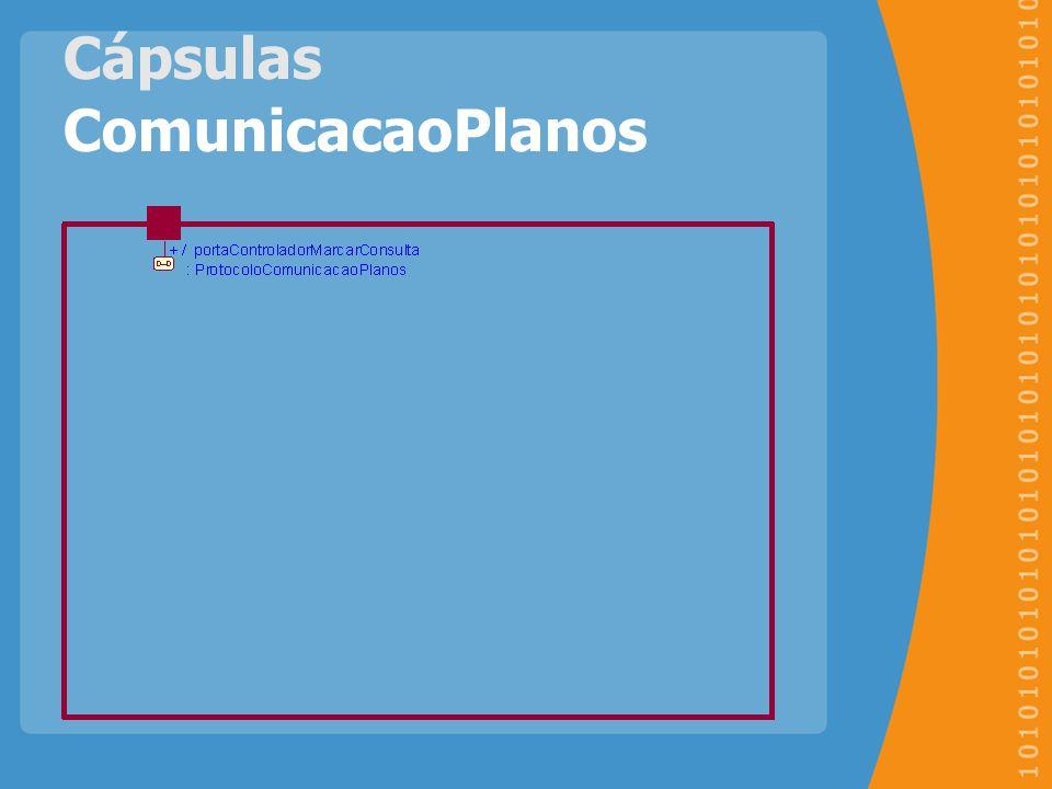 Cápsulas ComunicacaoPlanos