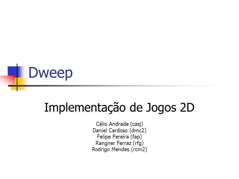 Implementação de Jogos 2D