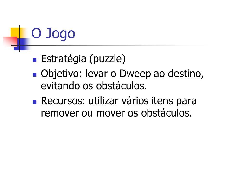 O Jogo Estratégia (puzzle)