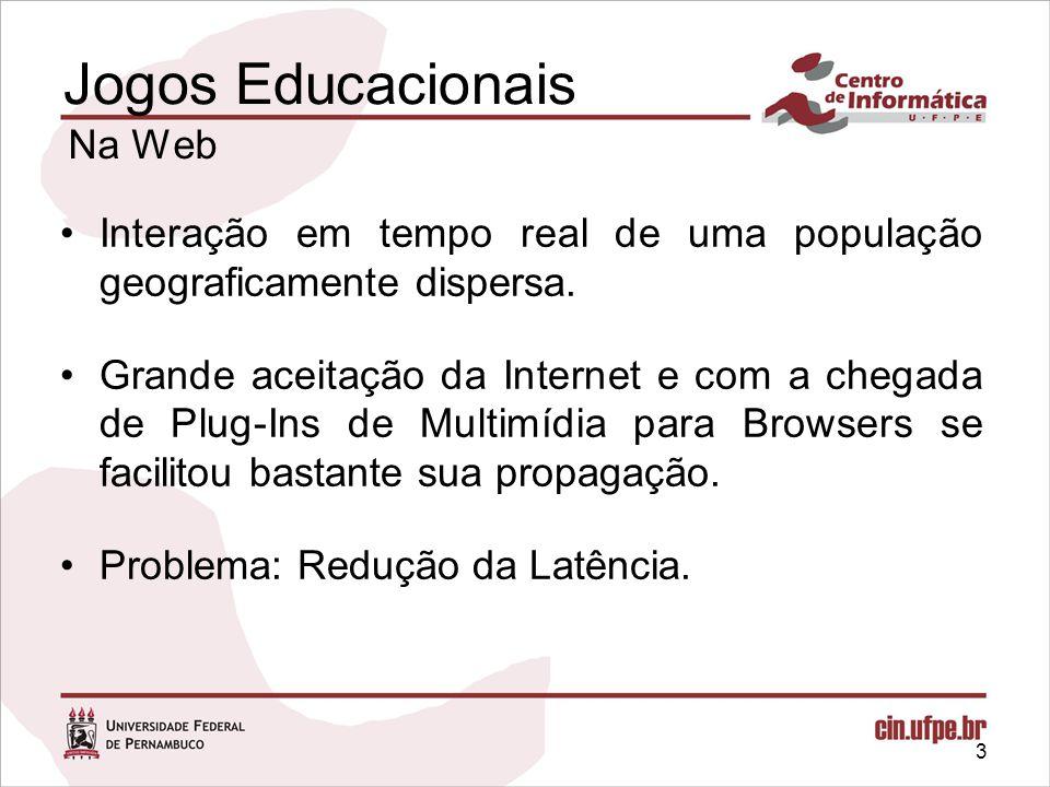Jogos Educacionais Na Web