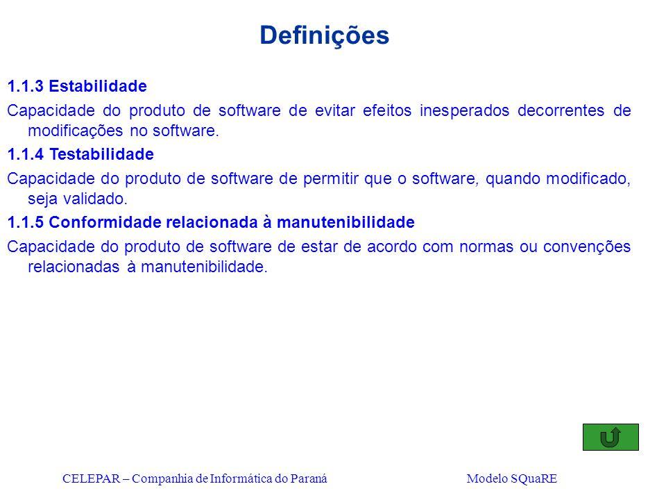 Definições 1.1.3 Estabilidade