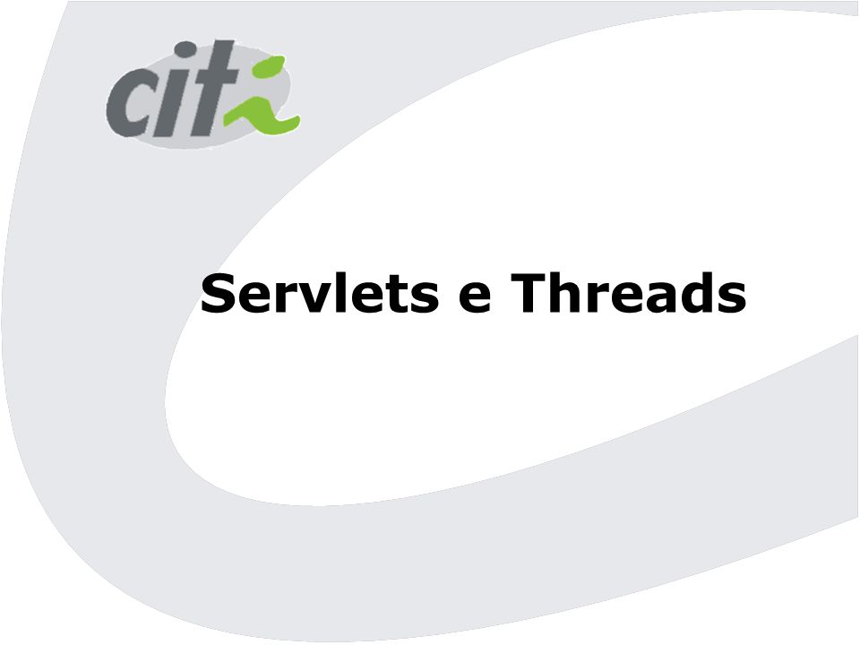 Servlets e Threads