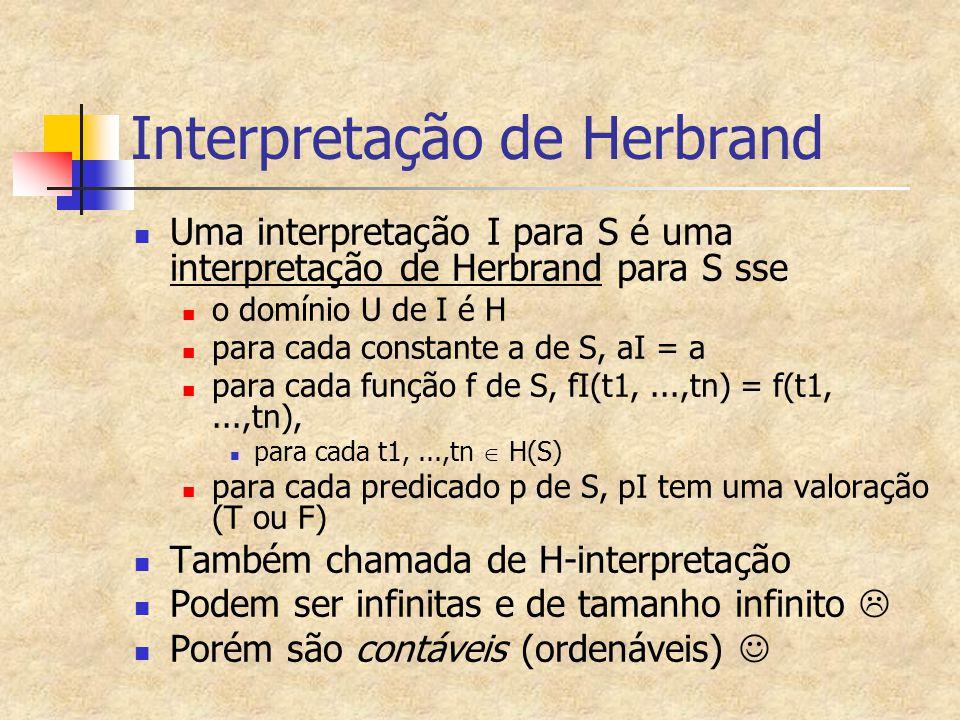 Interpretação de Herbrand