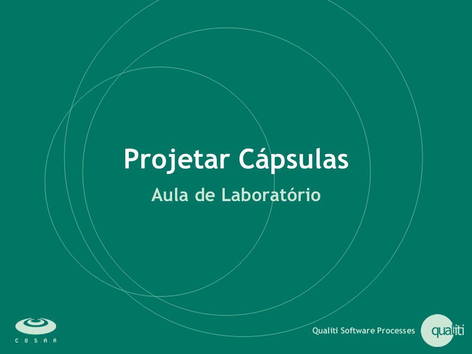 abr-17 Projetar Cápsulas Aula de Laboratório Projetar classes