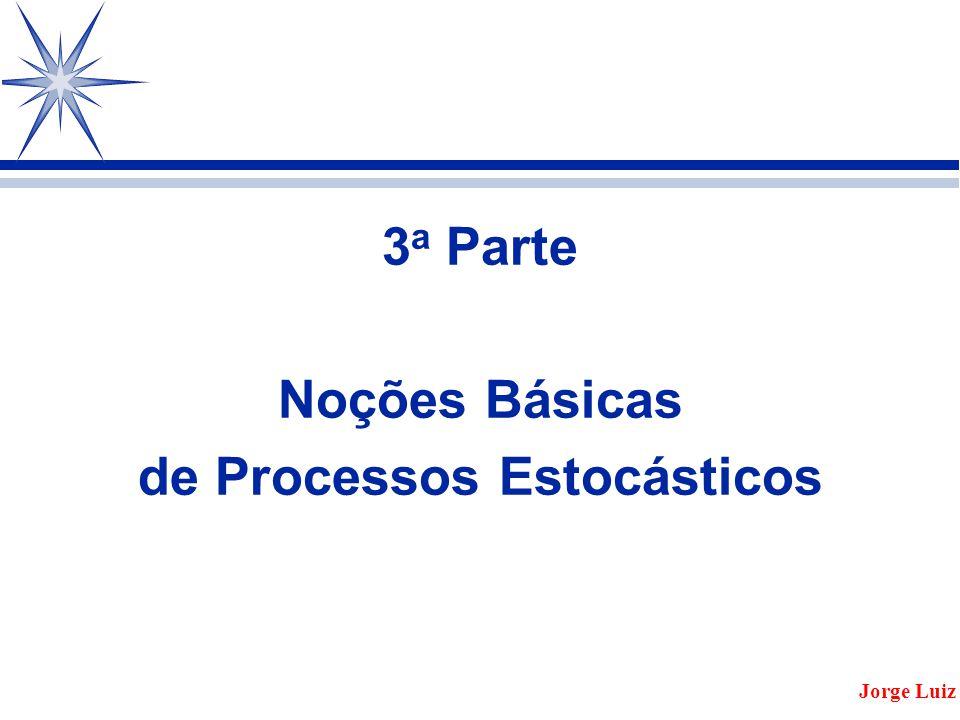 de Processos Estocásticos