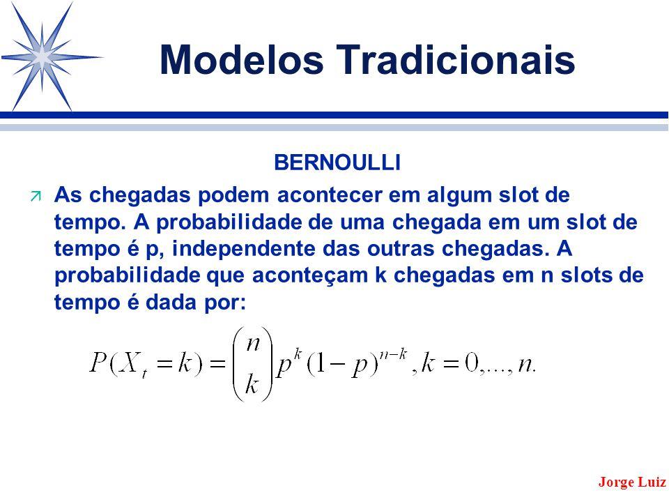 Modelos Tradicionais BERNOULLI