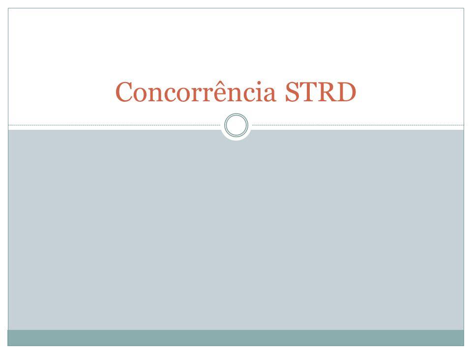 Concorrência STRD