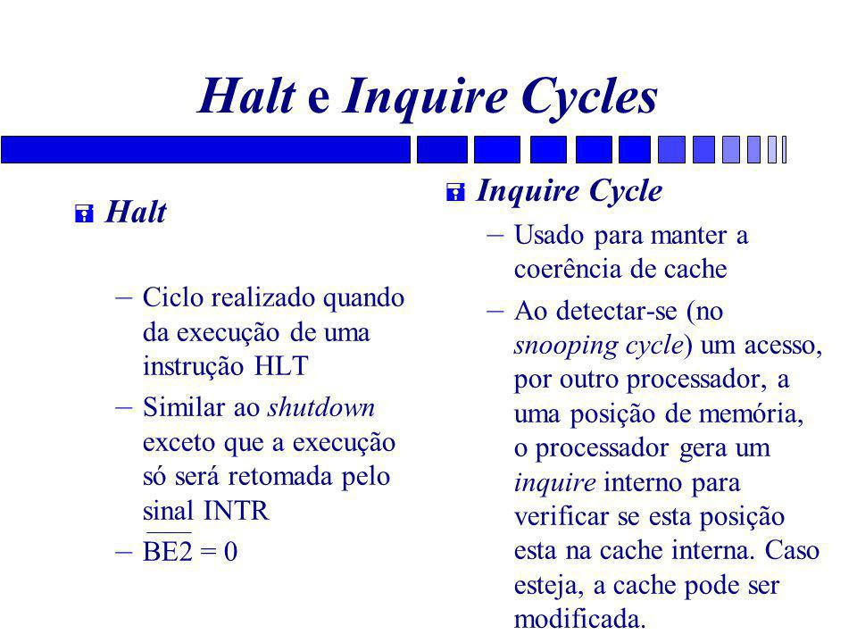 Halt e Inquire Cycles Inquire Cycle Halt