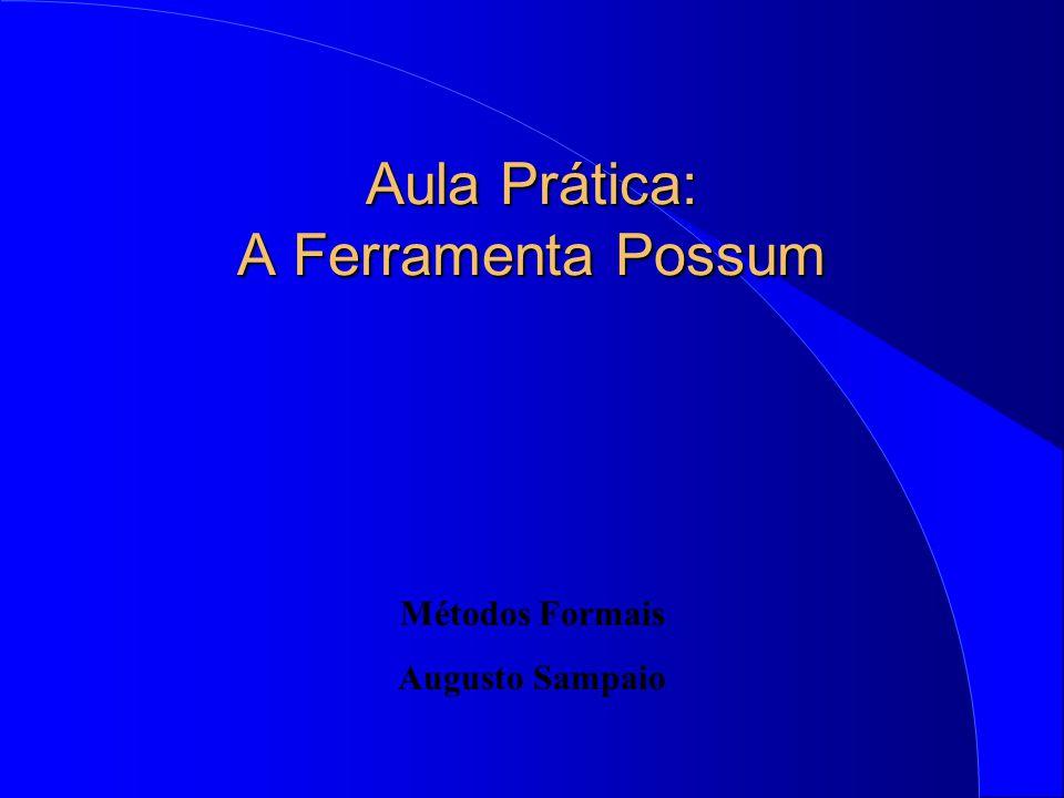 Aula Prática: A Ferramenta Possum