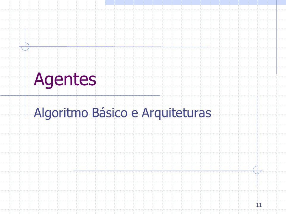 Algoritmo Básico e Arquiteturas