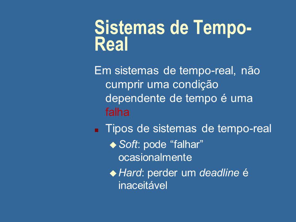 Sistemas de Tempo-Real