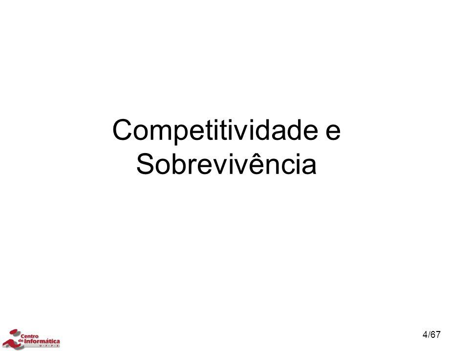 Competitividade e Sobrevivência