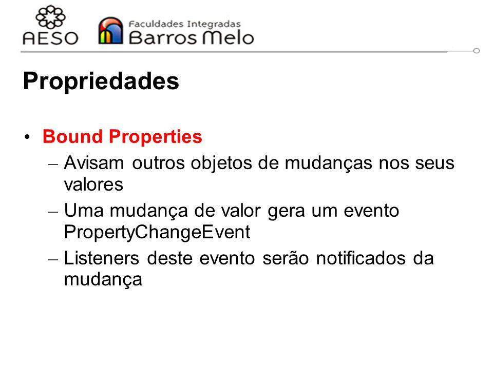 Propriedades Bound Properties