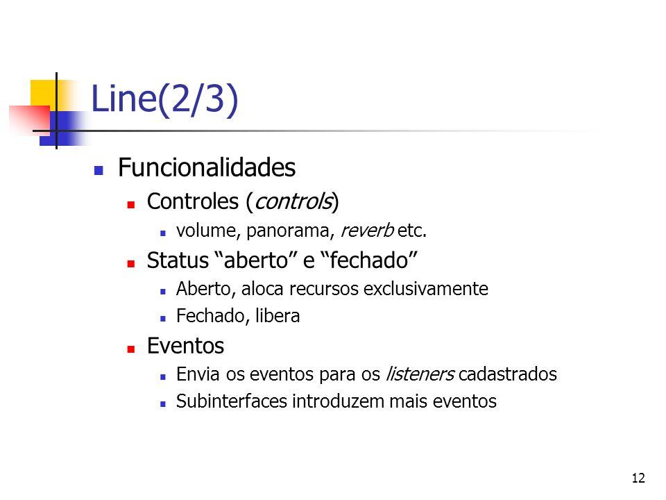 Line(2/3) Funcionalidades Controles (controls)