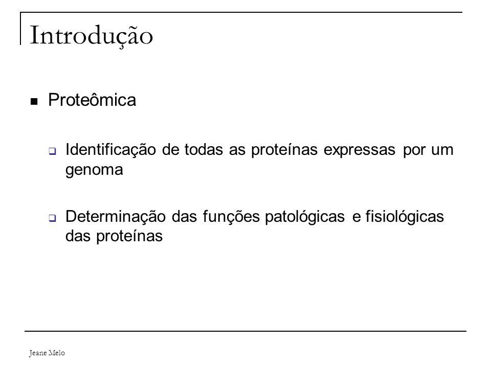 Introdução Proteômica