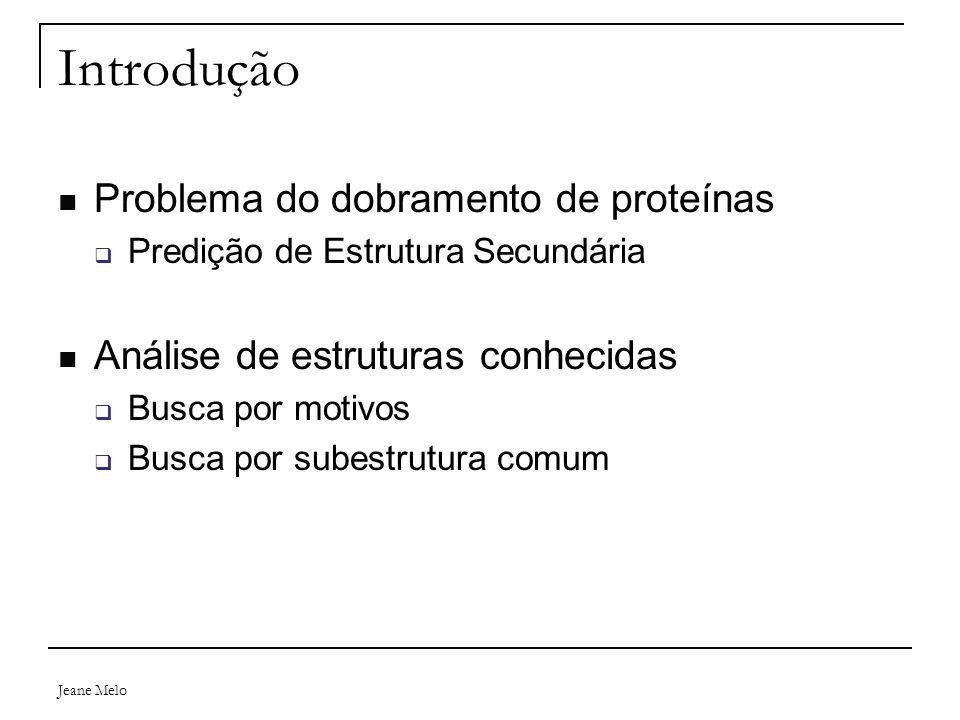 Introdução Problema do dobramento de proteínas
