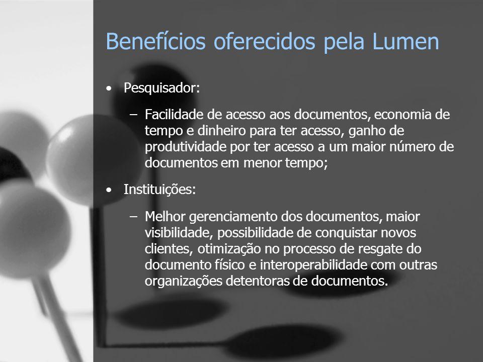 Benefícios oferecidos pela Lumen