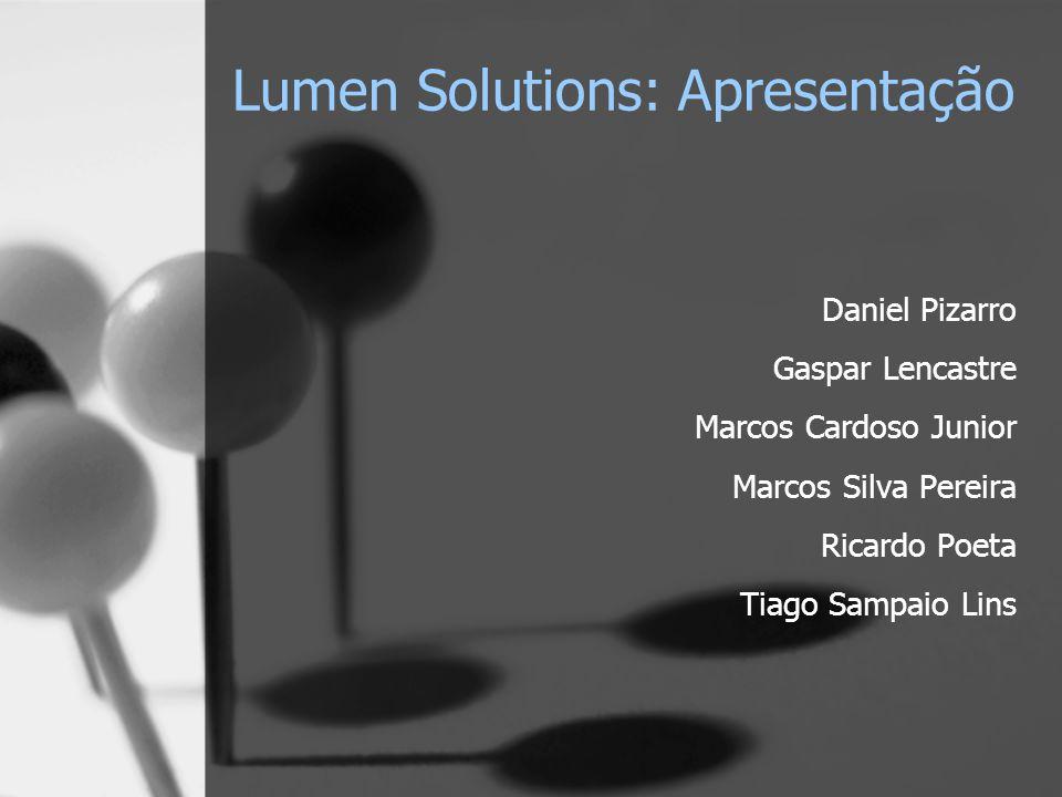 Lumen Solutions: Apresentação