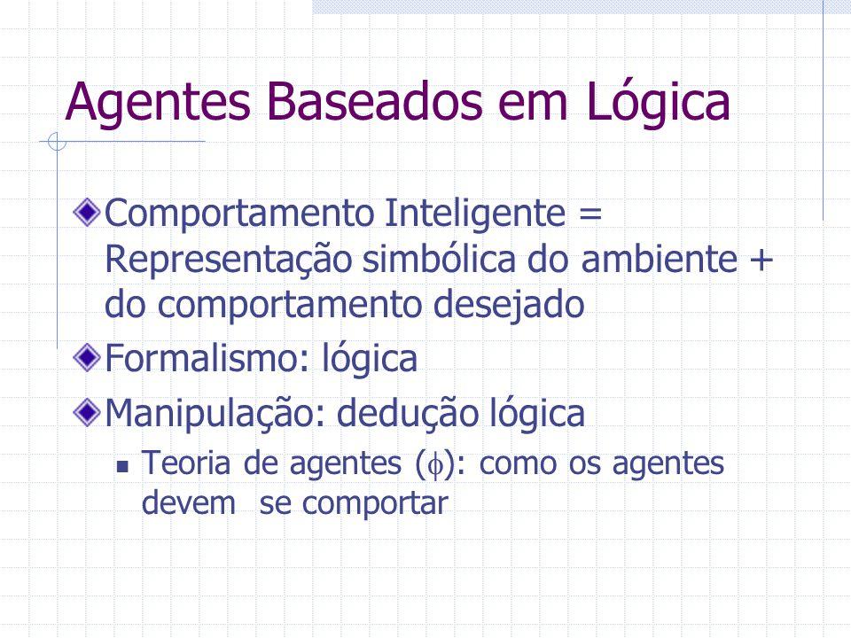Agentes Baseados em Lógica