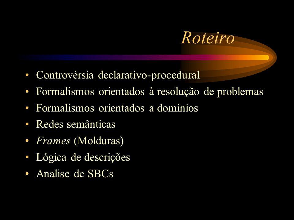 Roteiro Controvérsia declarativo-procedural