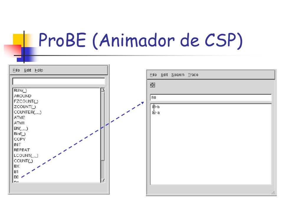 ProBE (Animador de CSP)