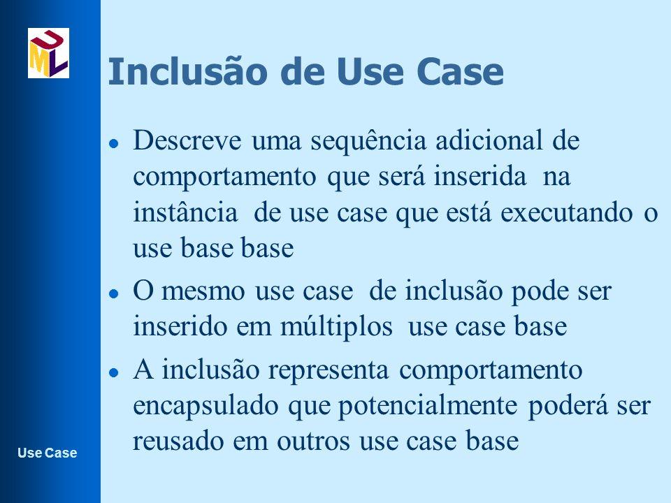 Inclusão de Use Case