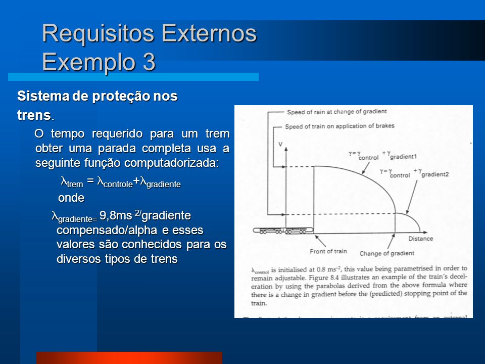 Requisitos Externos Exemplo 3