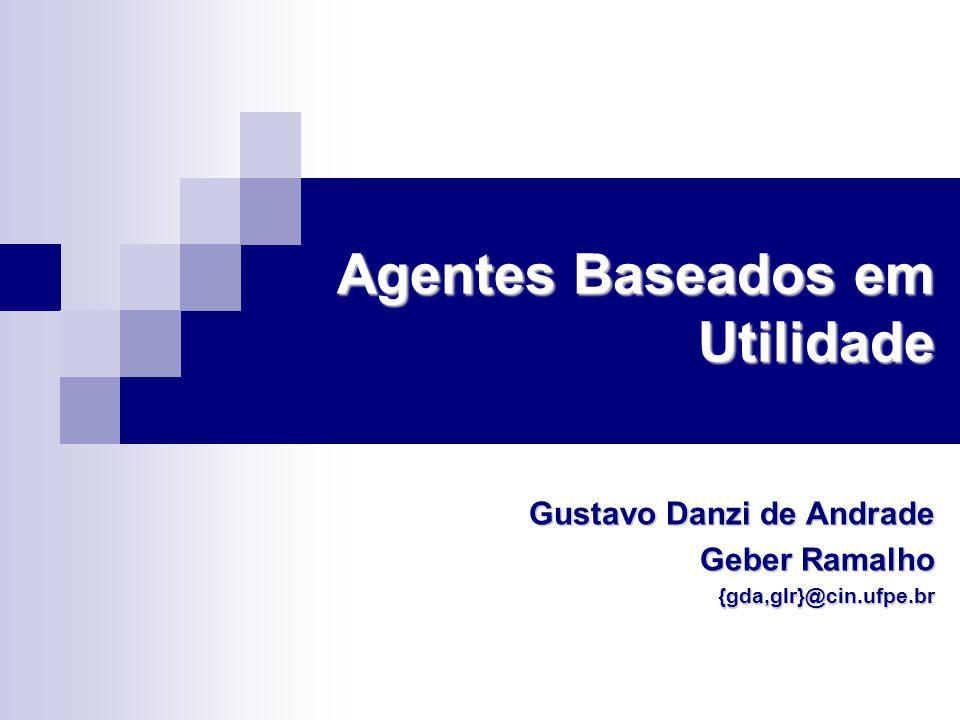 Agentes Baseados em Utilidade