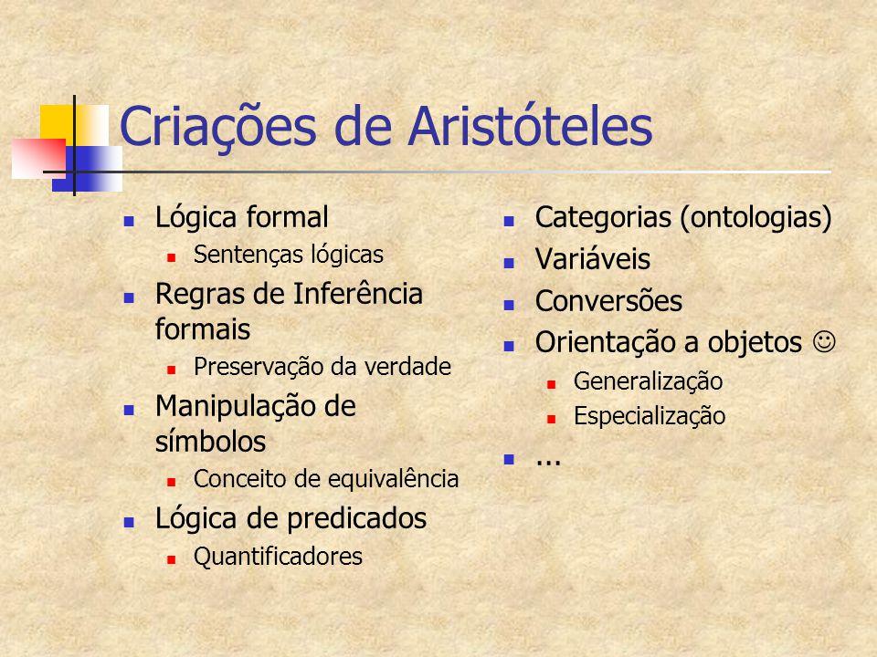 Criações de Aristóteles