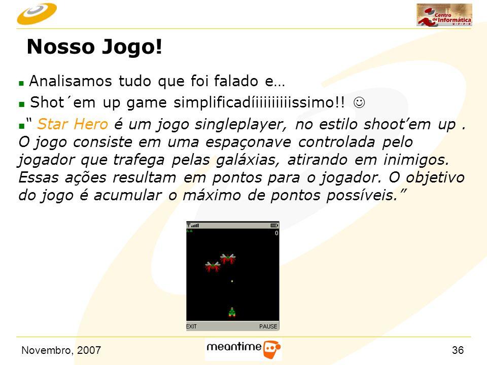 Nosso Jogo! Shot´em up game simplificadíiiiiiiiiissimo!! 