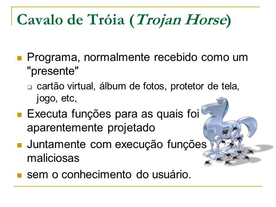 Cavalo de Tróia (Trojan Horse)