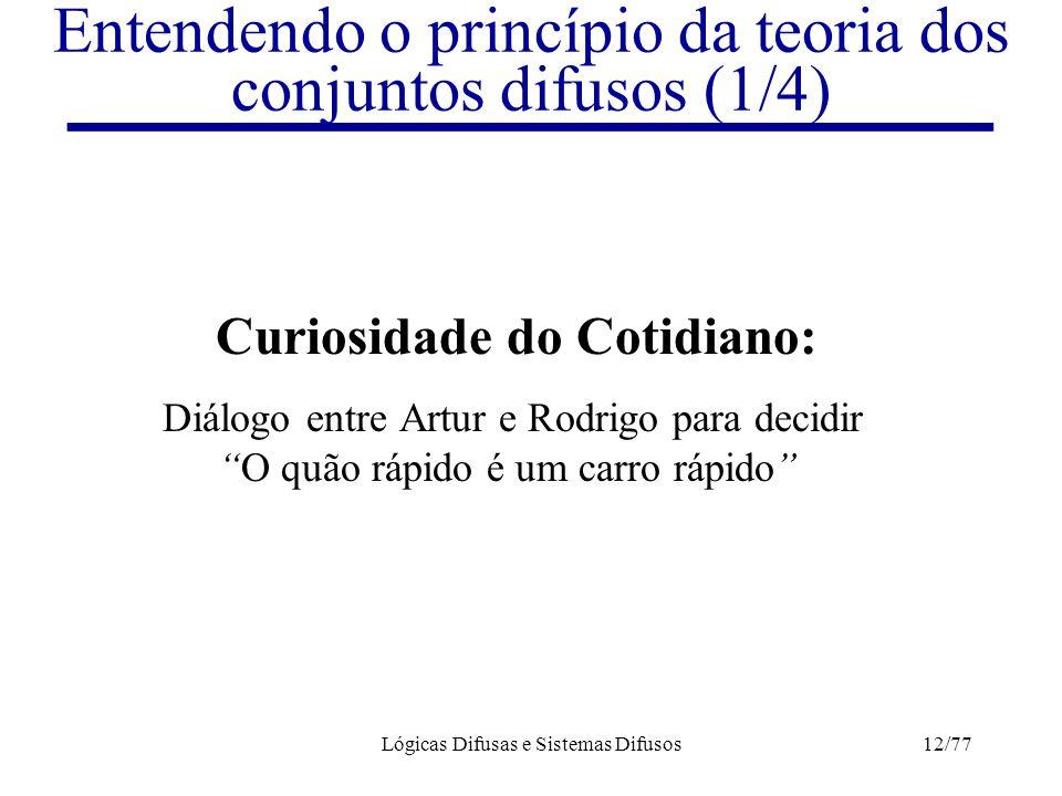 Entendendo o princípio da teoria dos conjuntos difusos (1/4)