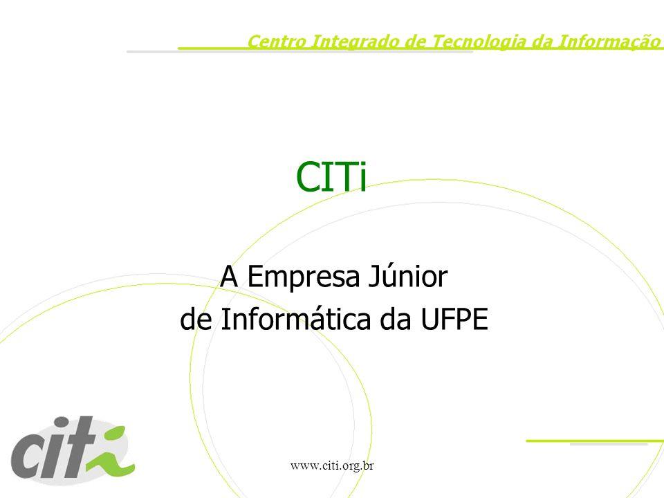 A Empresa Júnior de Informática da UFPE