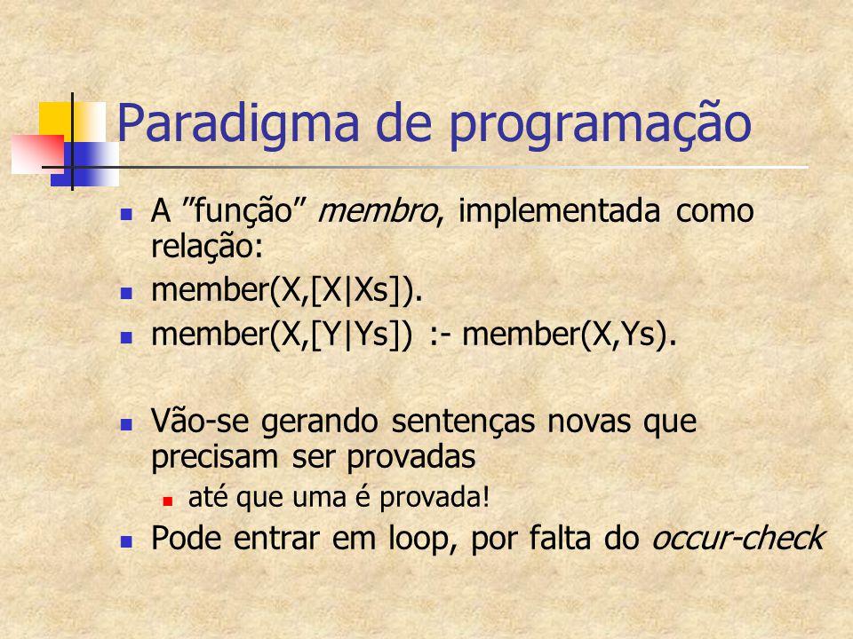 Paradigma de programação