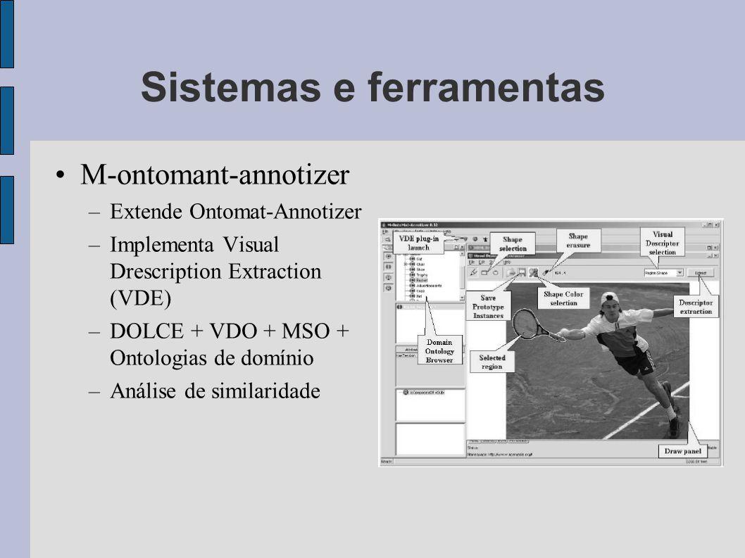 Sistemas e ferramentas
