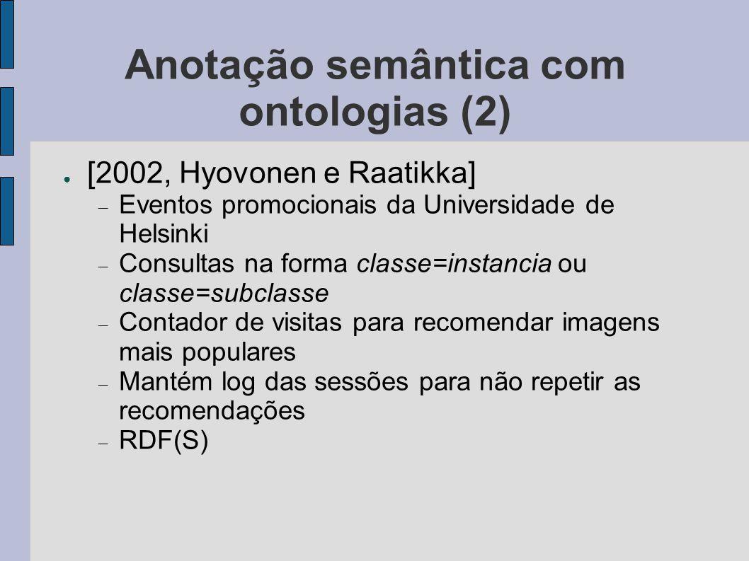 Anotação semântica com ontologias (2)