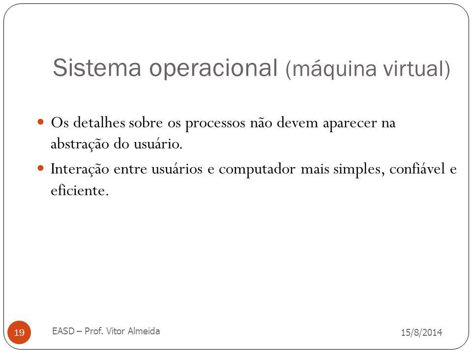 Sistema operacional (máquina virtual)