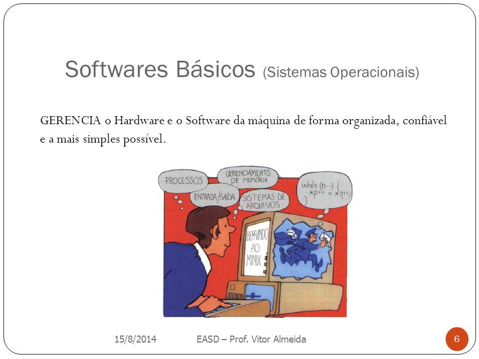 Softwares Básicos (Sistemas Operacionais)