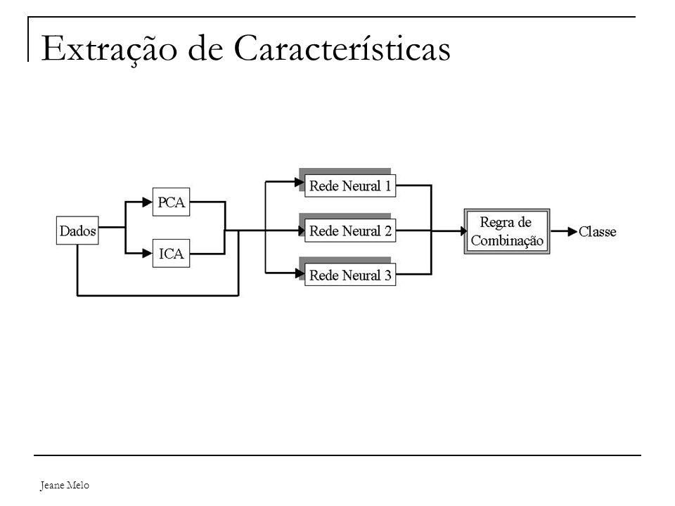 Extração de Características