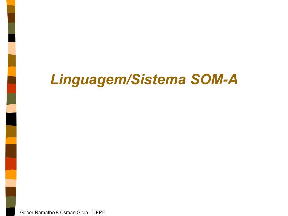 Linguagem/Sistema SOM-A