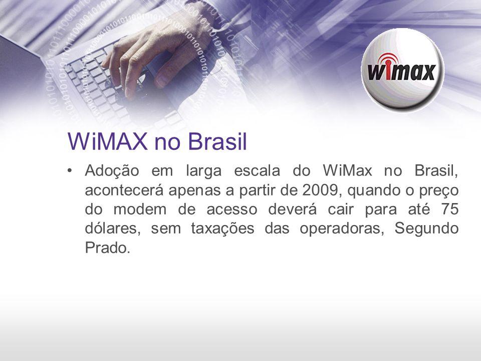 WiMAX no Brasil