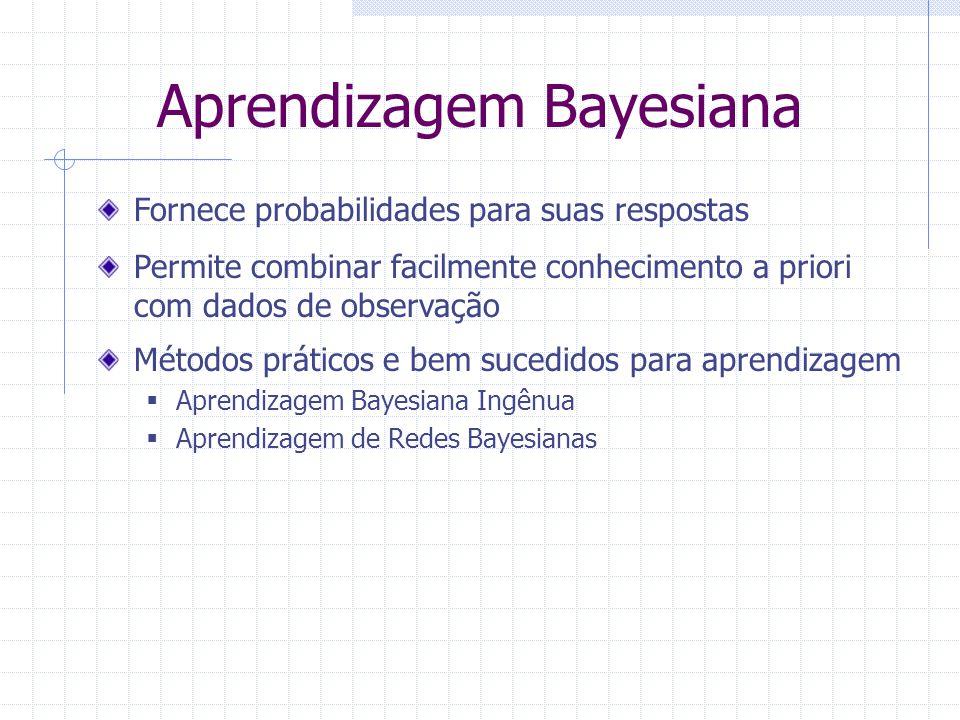 Aprendizagem Bayesiana