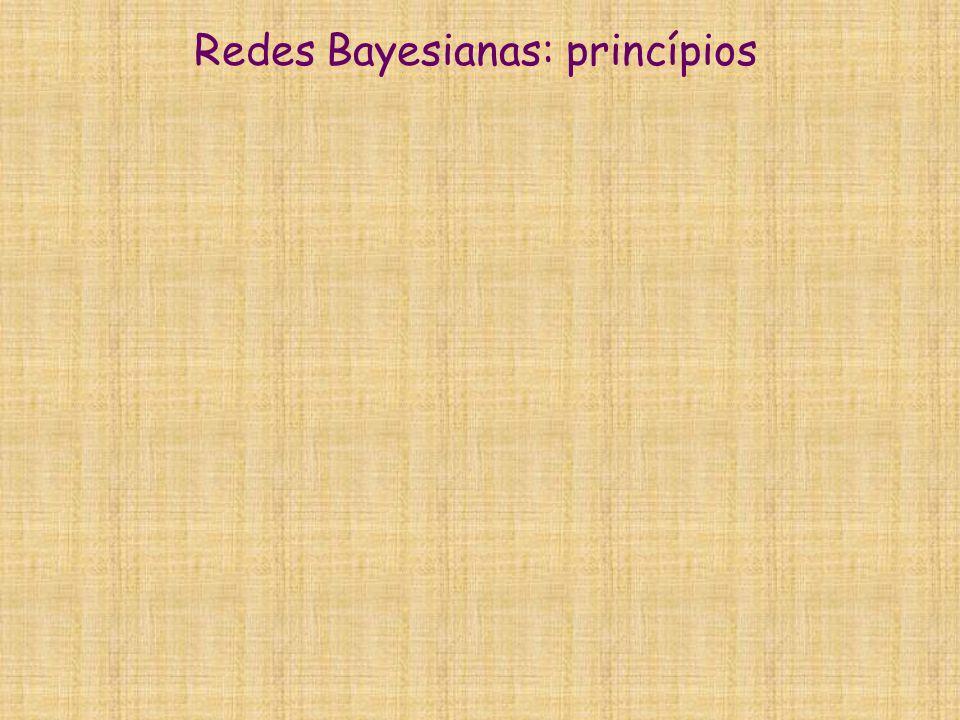 Redes Bayesianas: princípios
