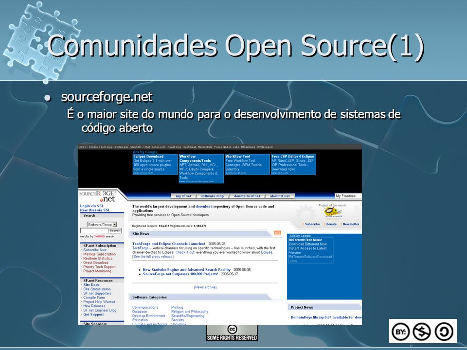 Comunidades Open Source(1)