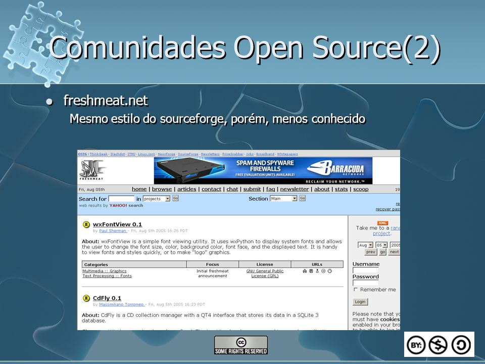 Comunidades Open Source(2)