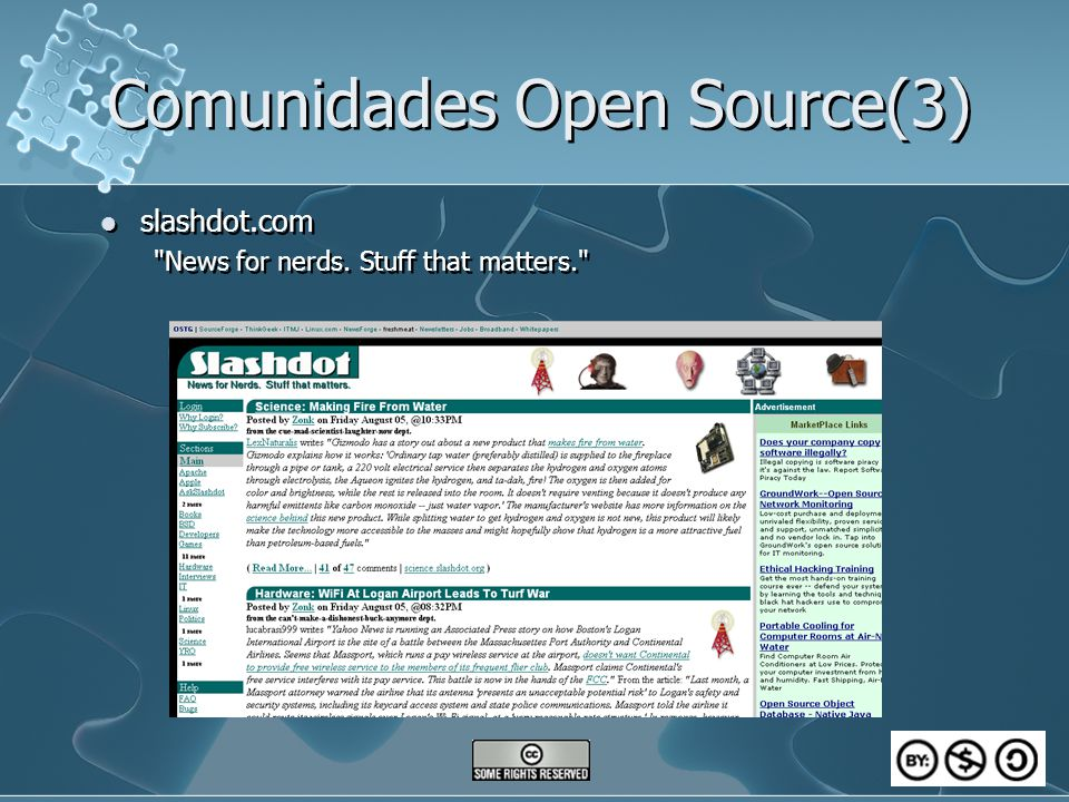 Comunidades Open Source(3)