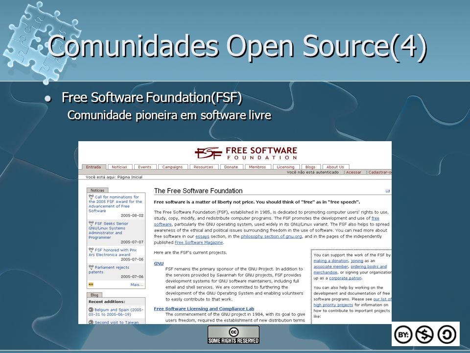 Comunidades Open Source(4)